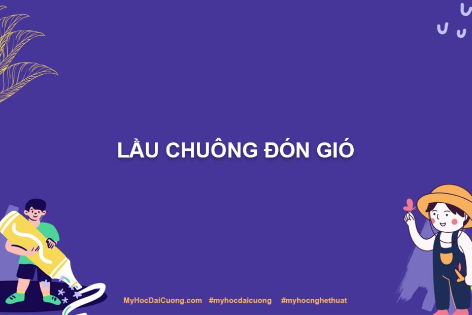 lau chuong don gio