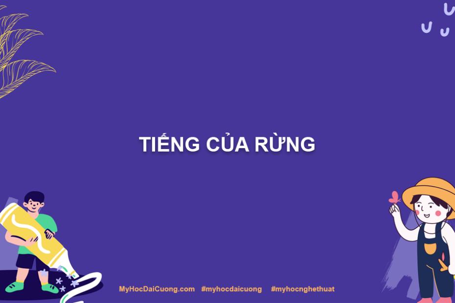 tieng cua rung