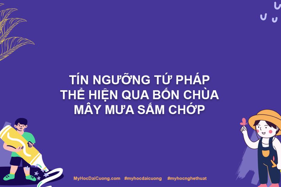 tin nguong tu phap the hien qua bon chua may mua sam chop